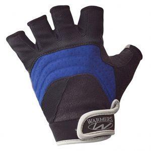 Warmers Barnacle Half Finger Paddling Glove