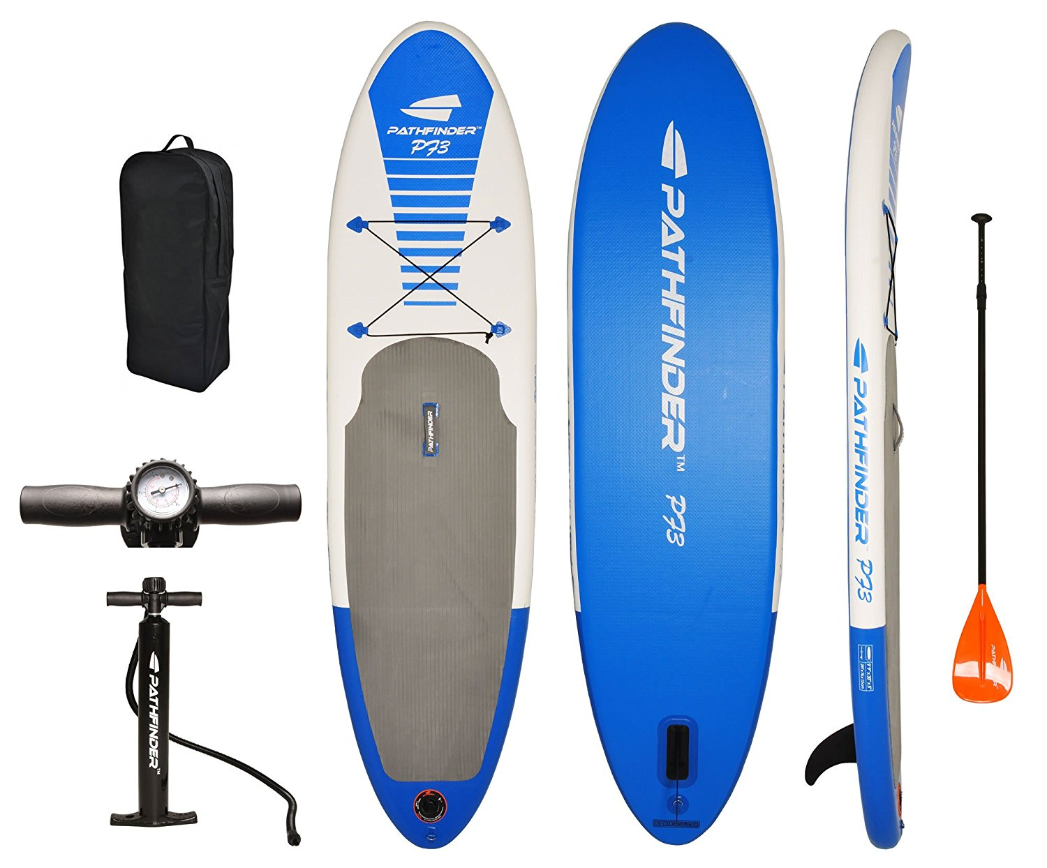 PathFinder Inflatable Stand-up Paddle Board