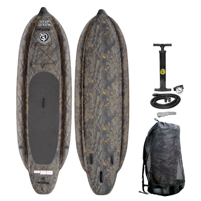 AIRHEAD AHSUP-3 SS Stand-Up-Paddleboard-Camo
